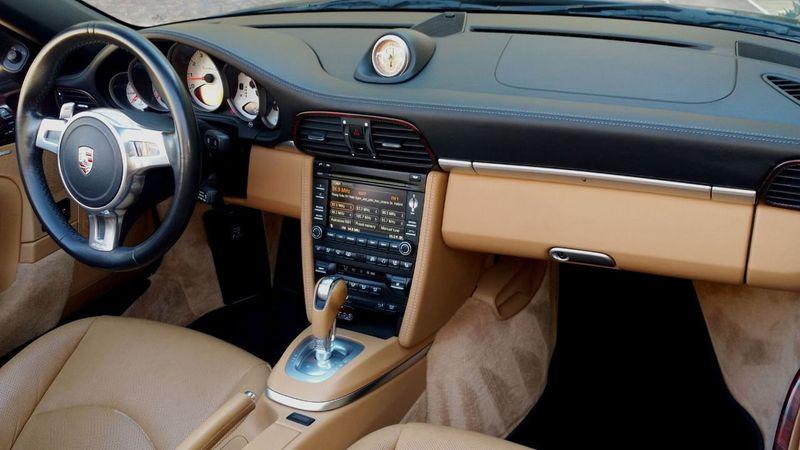 2011 Porsche 911 TURBO S CAB Turbo Cabriolet - 17412511 - 30