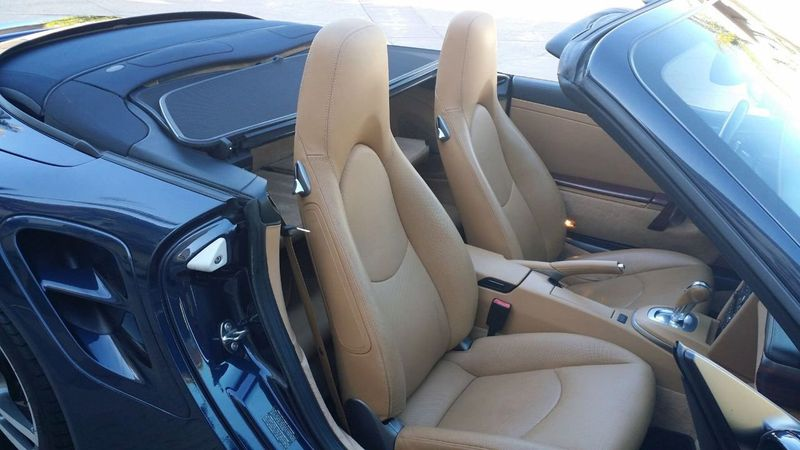 2011 Porsche 911 TURBO S CAB Turbo Cabriolet - 17412511 - 36