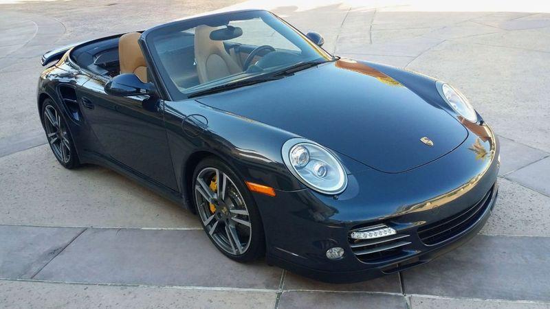 2011 Porsche 911 TURBO S CAB Turbo Cabriolet - 17412511 - 47