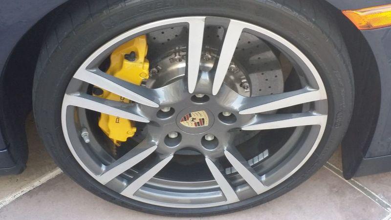 2011 Porsche 911 TURBO S CAB Turbo Cabriolet - 17412511 - 59