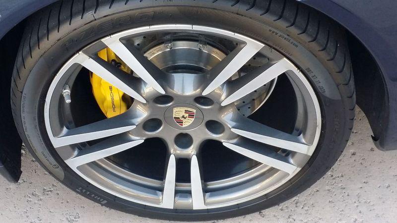 2011 Porsche 911 TURBO S CAB Turbo Cabriolet - 17412511 - 61