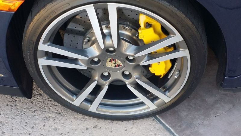 2011 Porsche 911 TURBO S CAB Turbo Cabriolet - 17412511 - 62