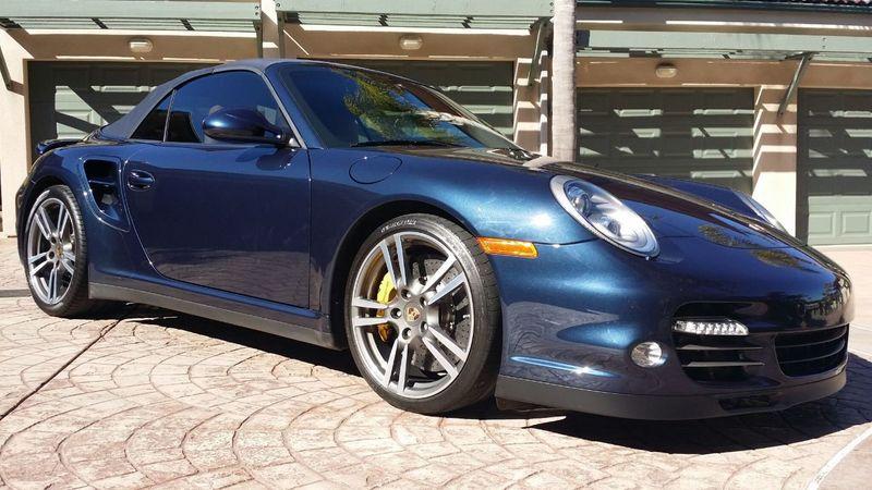 2011 Porsche 911 TURBO S CAB Turbo Cabriolet - 17412511 - 63