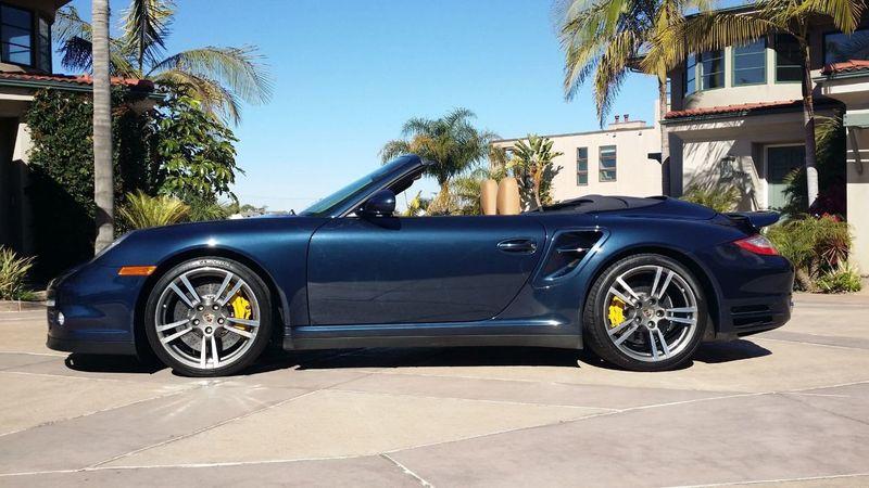 2011 Porsche 911 TURBO S CAB Turbo Cabriolet - 17412511 - 64