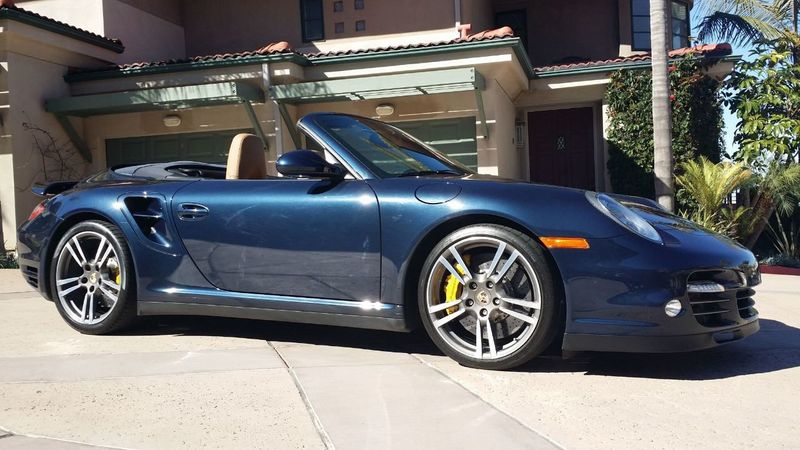 2011 Porsche 911 TURBO S CAB Turbo Cabriolet - 17412511 - 65