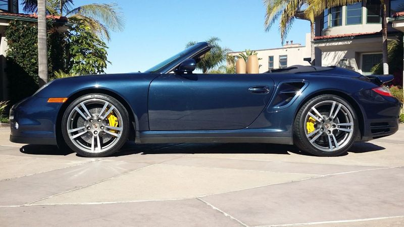 2011 Porsche 911 TURBO S CAB Turbo Cabriolet - 17412511 - 7