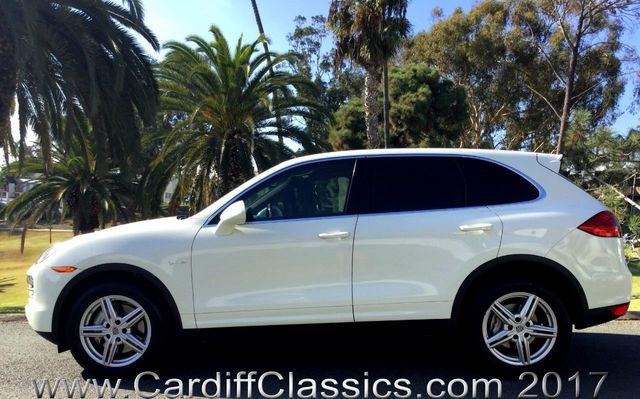 2011 Porsche Cayenne AWD 4dr S Hybrid - Click to see full-size photo viewer