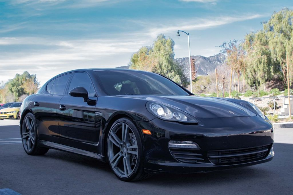 2011 Porsche Panamera  - 18547130 - 2