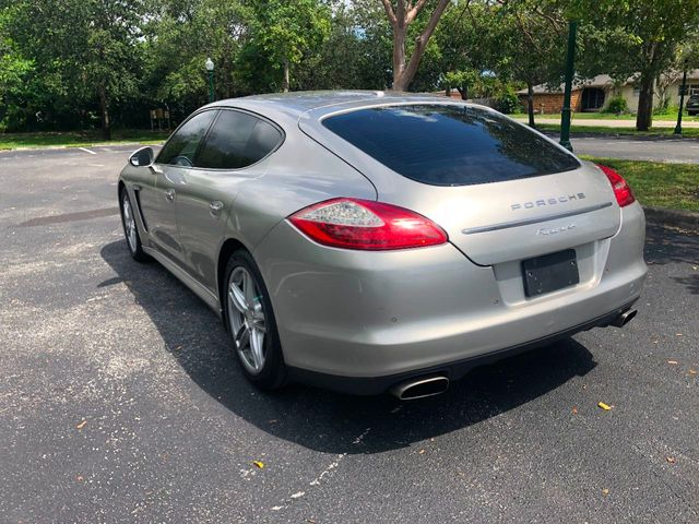 2011 Porsche Panamera 4dr Hatchback - Click to see full-size photo viewer