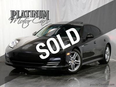 2011 Porsche Panamera 4dr Hatchback 4 - Click to see full-size photo viewer