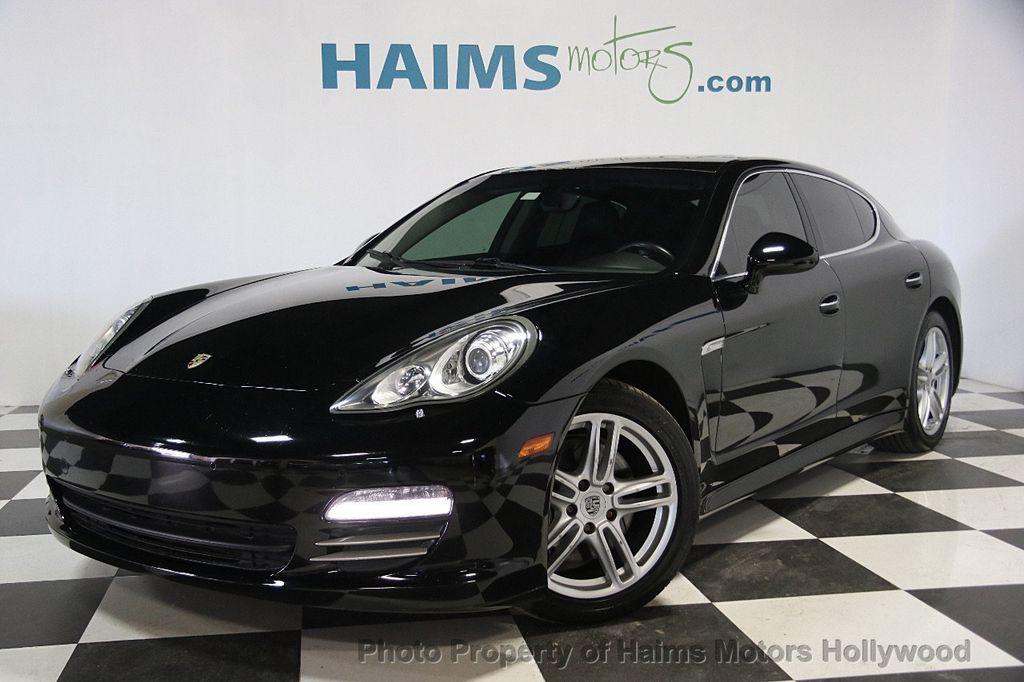 Exceptionnel 2011 Porsche Panamera 4dr Hatchback 4S   16976251