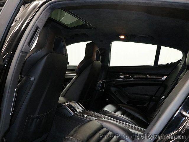 2011 Porsche Panamera 4dr Hatchback Turbo - 18287975 - 13
