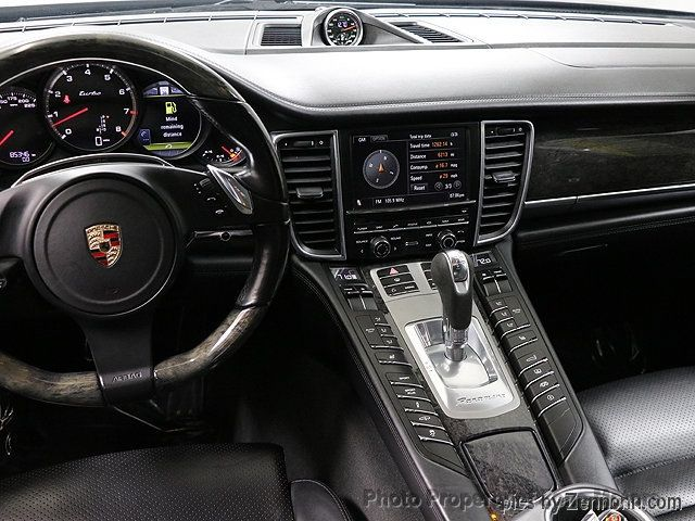 2011 Porsche Panamera 4dr Hatchback Turbo - 18287975 - 16