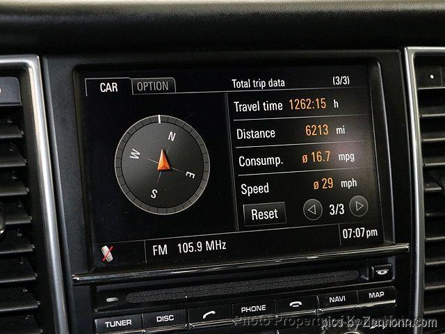 2011 Porsche Panamera 4dr Hatchback Turbo - 18287975 - 19