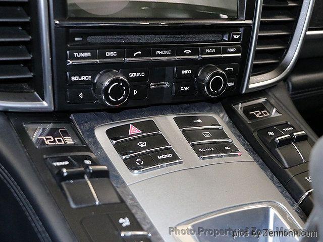 2011 Porsche Panamera 4dr Hatchback Turbo - 18287975 - 22
