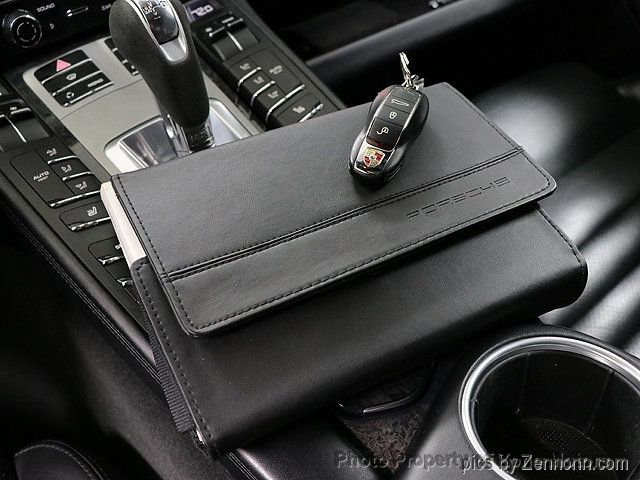 2011 Porsche Panamera 4dr Hatchback Turbo - 18287975 - 25