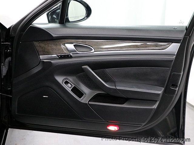 2011 Porsche Panamera 4dr Hatchback Turbo - 18287975 - 34