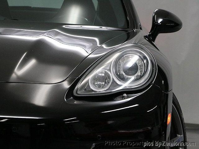 2011 Porsche Panamera 4dr Hatchback Turbo - 18287975 - 3