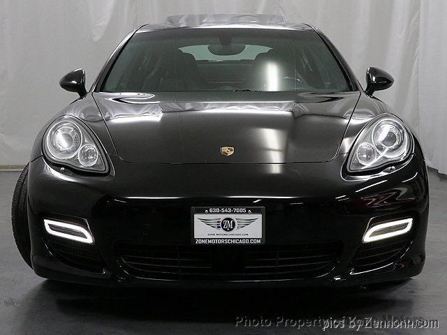 2011 Porsche Panamera 4dr Hatchback Turbo - 18287975 - 4