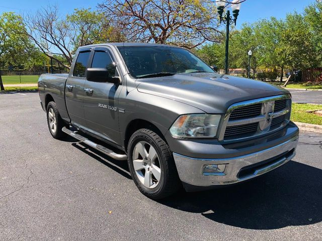 "2011 Ram 1500 2WD Quad Cab 140.5"" Big Horn - Click to see full-size photo viewer"
