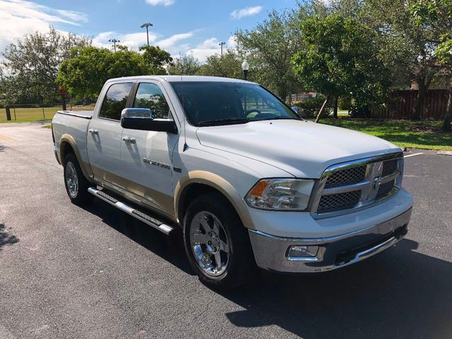 "2011 Ram 1500 4WD Crew Cab 140.5"" Laramie - Click to see full-size photo viewer"