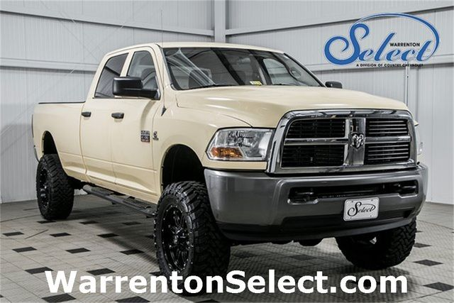 2011 used ram 2500 st 6 speed manual lifted at country diesels serving warrenton va iid 12493220. Black Bedroom Furniture Sets. Home Design Ideas