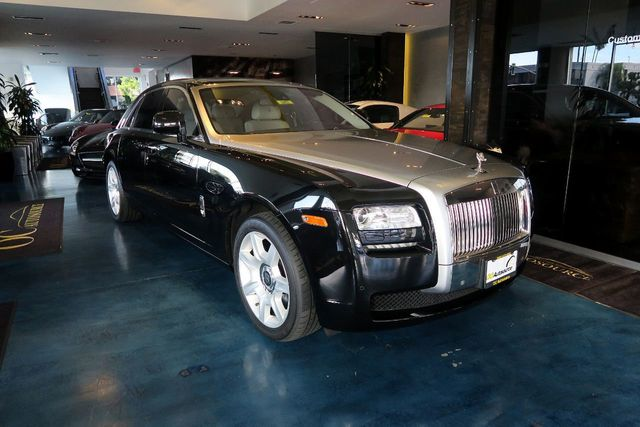 2011 Rolls-Royce Ghost 4dr Sedan - Click to see full-size photo viewer