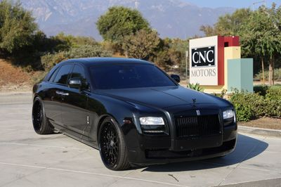 Used Rolls Royce Ghost Upland Ca