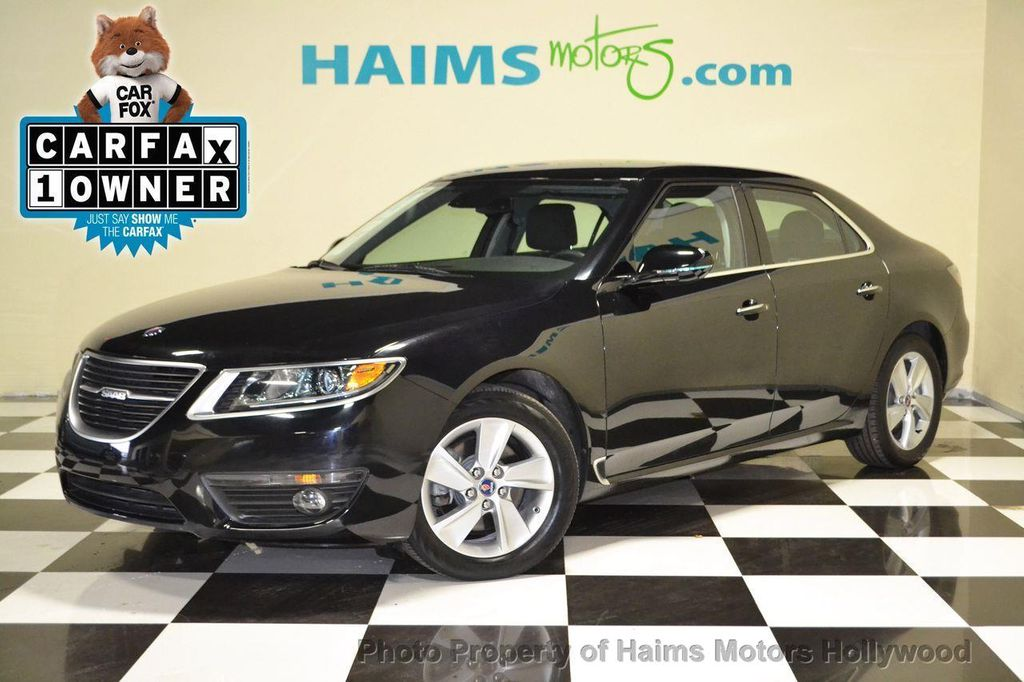 2011 used saab 9 5 4dr sedan turbo4 premium manual at. Black Bedroom Furniture Sets. Home Design Ideas