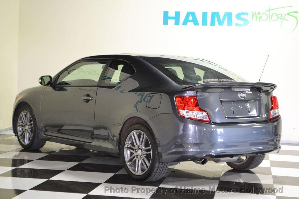 2011 Used Scion Tc At Haims Motors Serving Fort Lauderdale