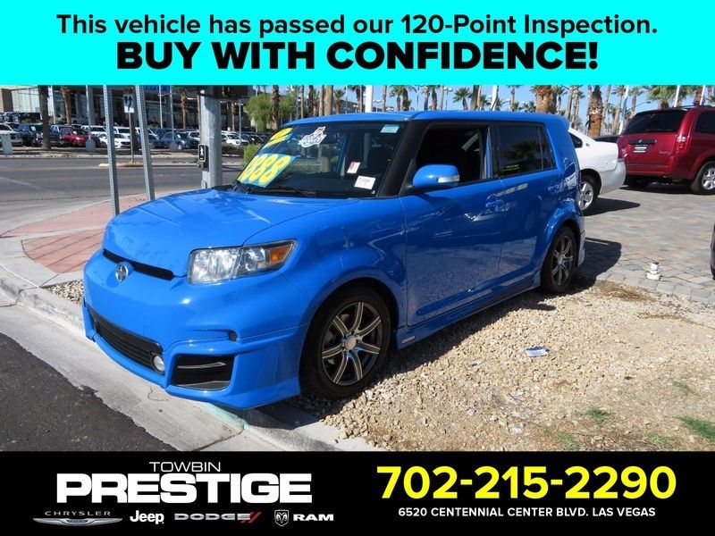 2011 Scion xB 5dr Wagon Automatic Release Series 8.0 - 16862617 - 0