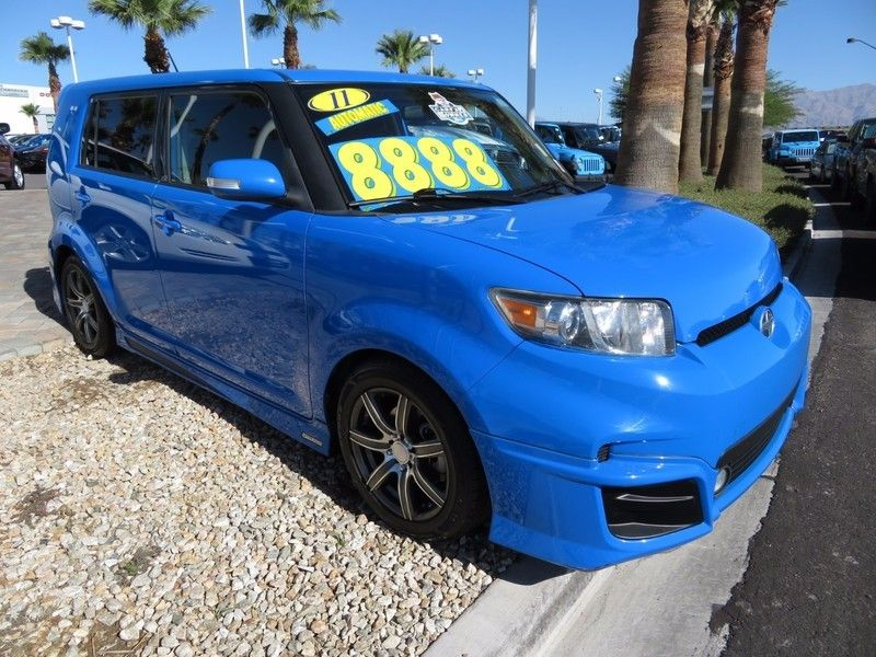 2011 Scion xB 5dr Wagon Automatic Release Series 8.0 - 16862617 - 2