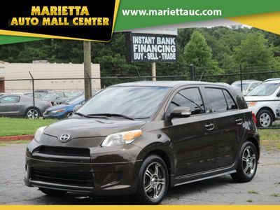 2011 Scion xD 5dr Hatchback Automatic Release Series 3.0