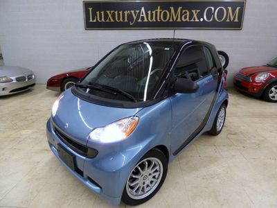 2011 smart Fortwo 4 NEW TIRES AUTOCHECK CERTIFIED  Coupe