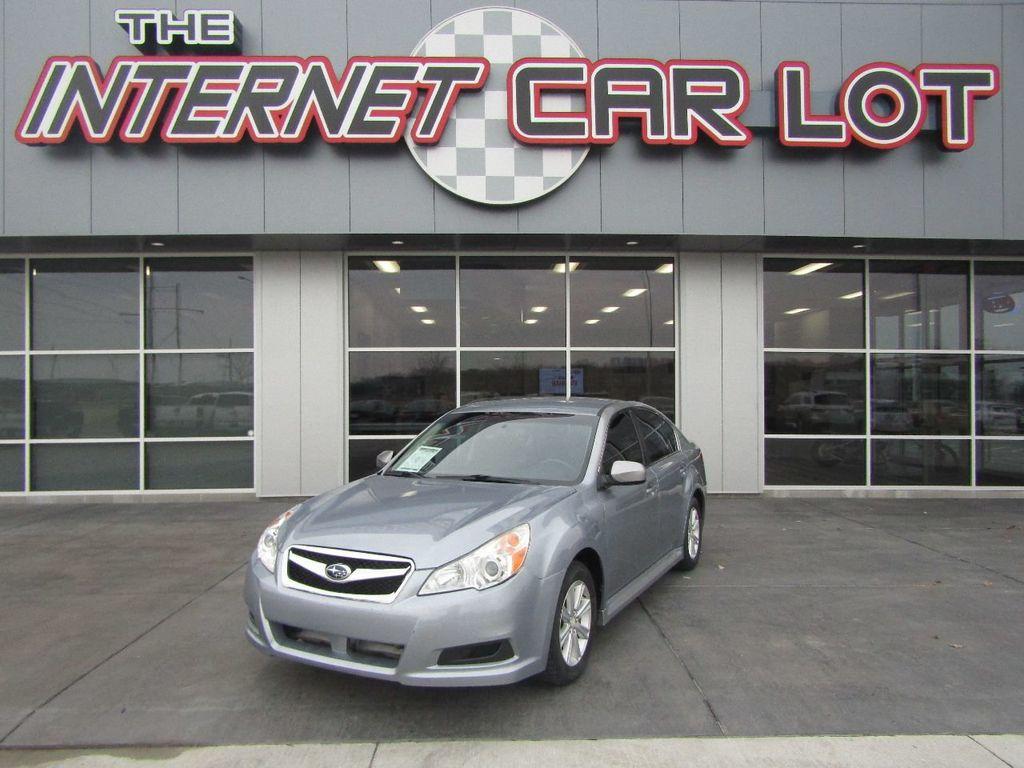2011 Subaru Legacy 2.5 i Premium - 16195089 - 0