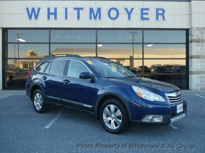 2011 Subaru Outback 4dr Wagon H6 Automatic 3.6R Limited Pwr Moon/Nav