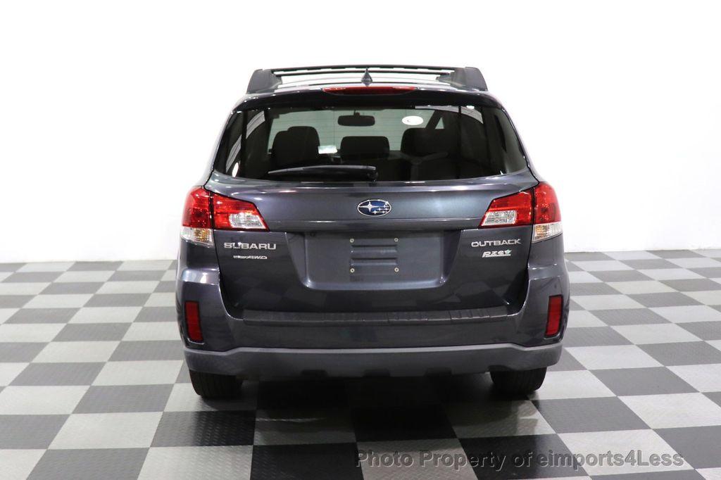 2011 Subaru Outback CERTIFIED OUTBACK LIMITED AWD HARMAN KARDON AUDIO - 18499851 - 10