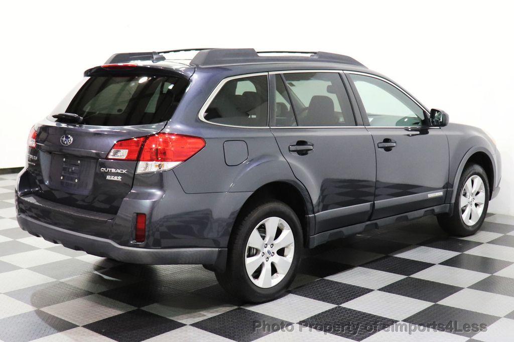 2011 Subaru Outback CERTIFIED OUTBACK LIMITED AWD HARMAN KARDON AUDIO - 18499851 - 11