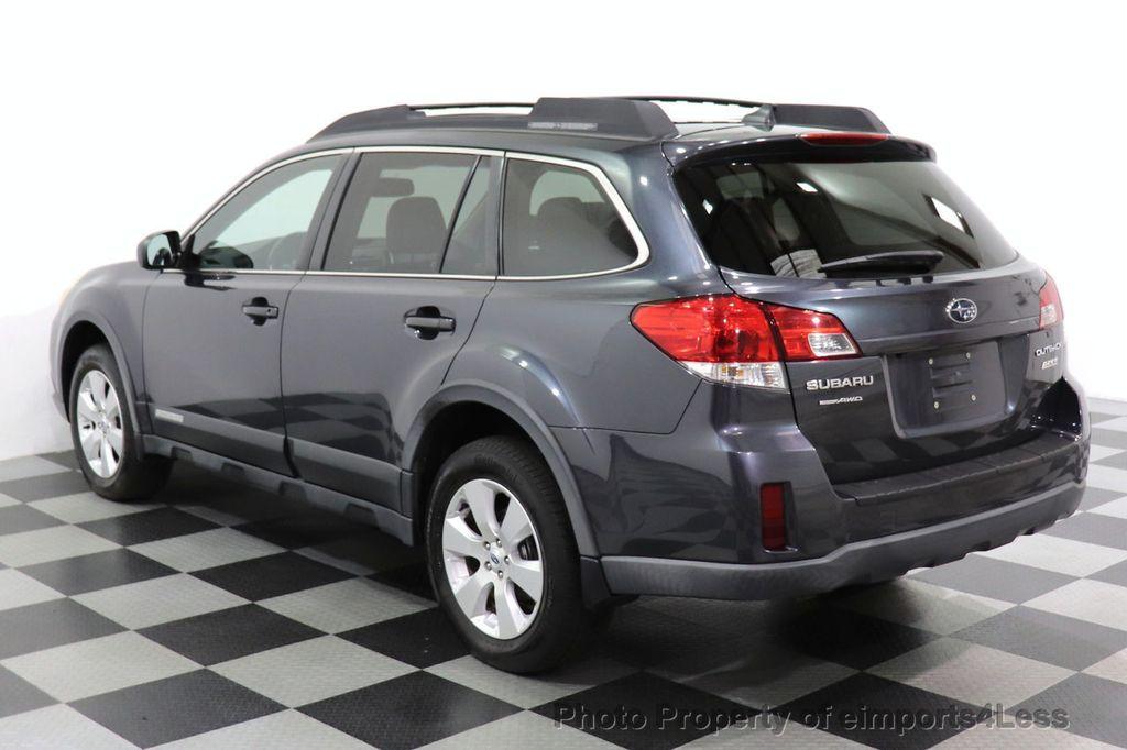 2011 Subaru Outback CERTIFIED OUTBACK LIMITED AWD HARMAN KARDON AUDIO - 18499851 - 2