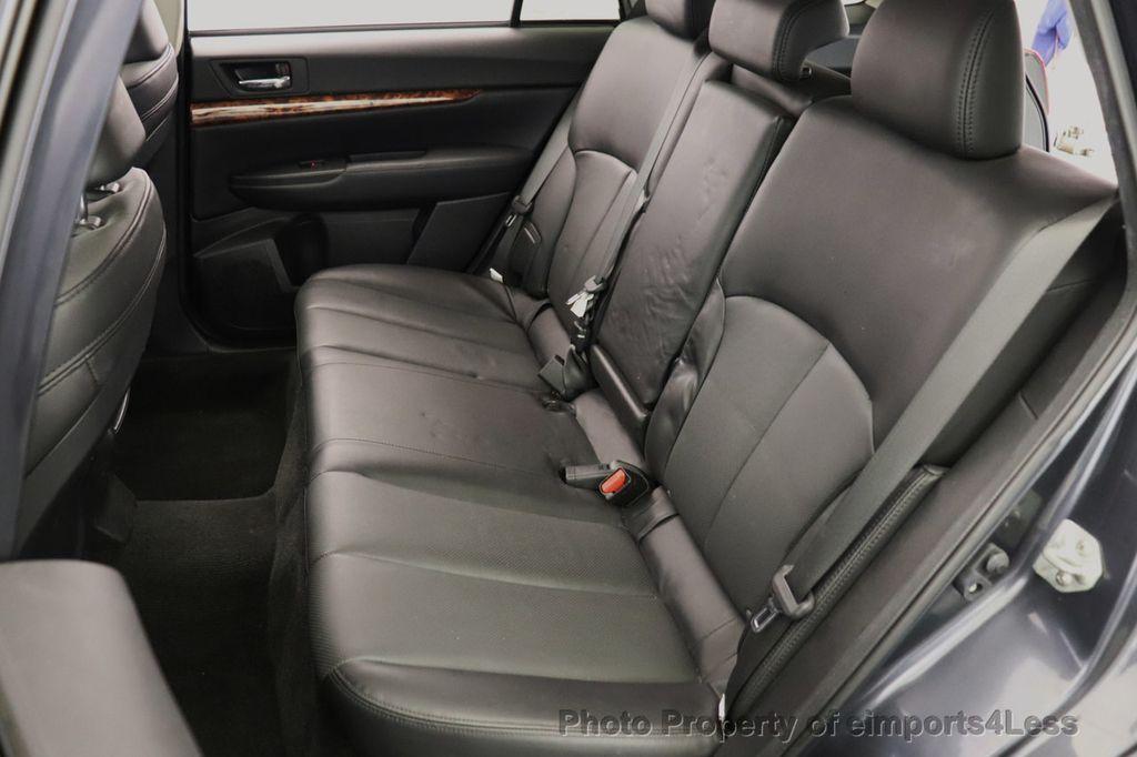 2011 Subaru Outback CERTIFIED OUTBACK LIMITED AWD HARMAN KARDON AUDIO - 18499851 - 27