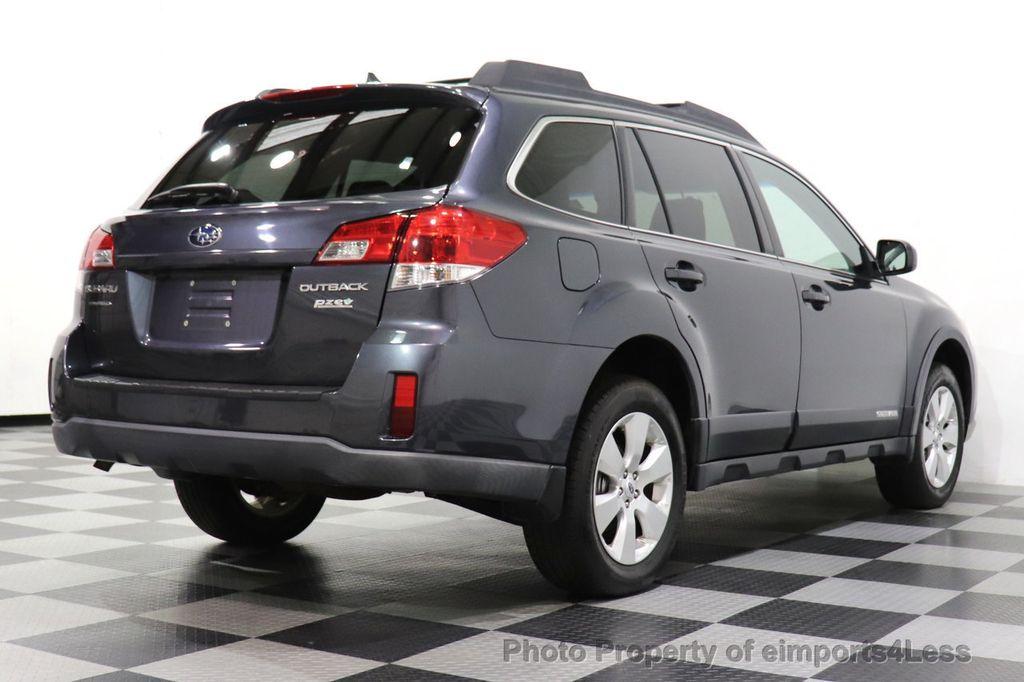 2011 Subaru Outback CERTIFIED OUTBACK LIMITED AWD HARMAN KARDON AUDIO - 18499851 - 3