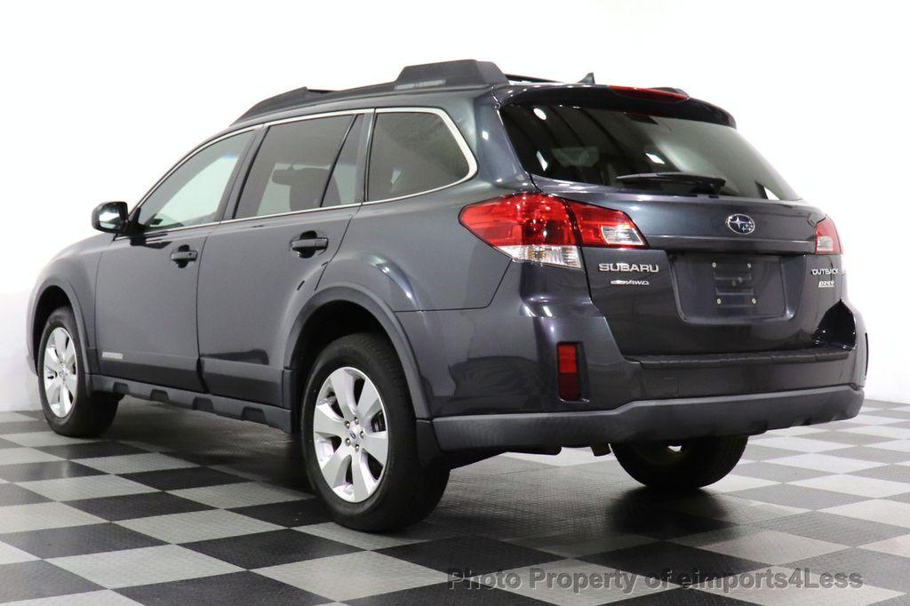 2011 Subaru Outback CERTIFIED OUTBACK LIMITED AWD HARMAN KARDON AUDIO - 18499851 - 48