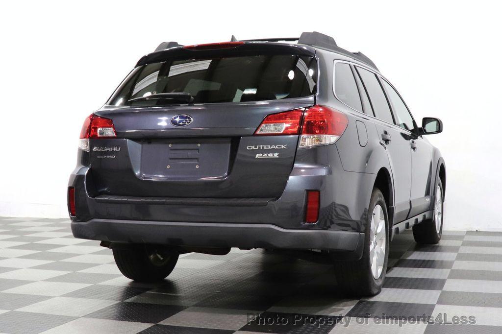 2011 Subaru Outback CERTIFIED OUTBACK LIMITED AWD HARMAN KARDON AUDIO - 18499851 - 49