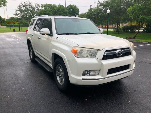 2011 Toyota 4Runner RWD 4dr V6 SR5 - Click to see full-size photo viewer