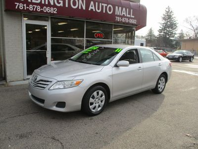 2011 Toyota Camry  - Click to see full-size photo viewer