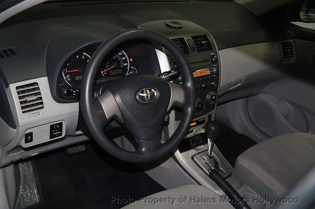 2011 Used Toyota Corolla 4dr Sedan Automatic Le At Haims Motors