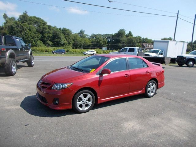 2011 Used Toyota Corolla 4dr Sedan Automatic S At Country Commercial