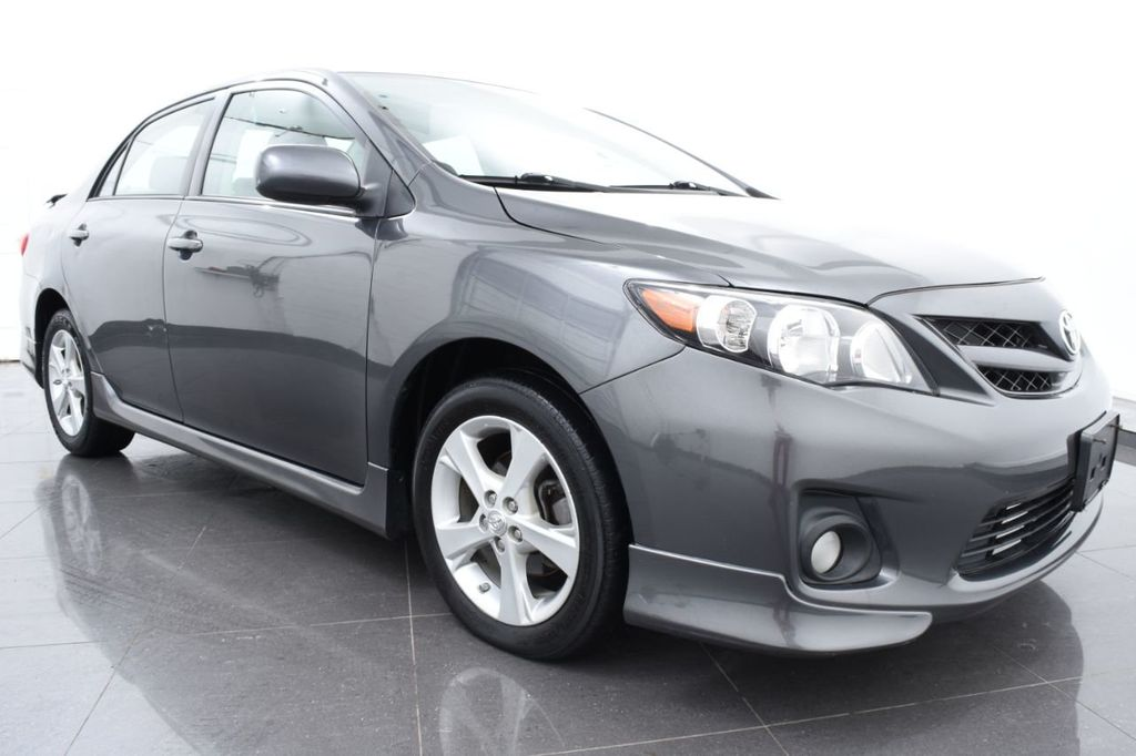2011 Used Toyota Corolla 4dr Sedan Automatic S At Auto Outlet
