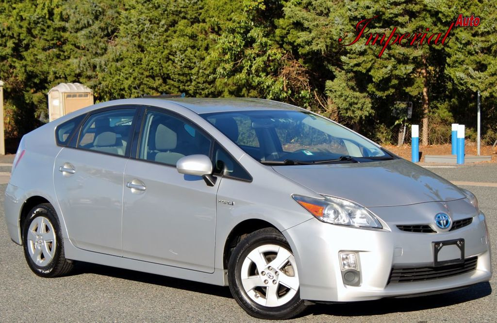 2011 Toyota Prius 5dr Hatchback II - 19433679 - 0