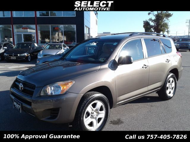 2011 Toyota RAV4 4WD 4dr 4 Cyl 4 Speed Automatic SUV   2T3JF4DV3BW127162
